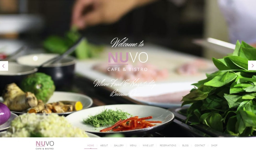 Nuvo Cafe